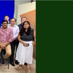 Campus Natal – Zona Leste recebe visita de projeto de pesquisa internacional e oficializa parceria