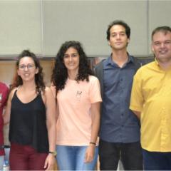 Campus Natal – Zona Leste recebe visita técnica dos alunos da Ufersa