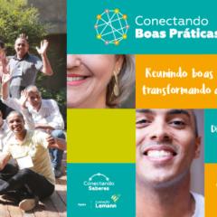 Rede Conectando Saberes lança edital para valorização de boas práticas pedagógicas