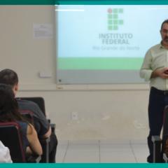 Plano de Desenvolvimento Institucional do IFRN é apresentado para professores, servidores e alunos